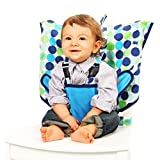 Product Image of the My Little Seat My Little Seat Travel High Chair, Biggy Buttons