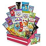 Snack Box Gluten Free Healthy Snacks Care Package (20 Count) for...