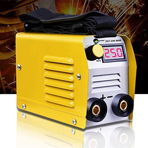 Decor Máquina de Soldadura eléctrica ZX7-250 220V Mini Soldador ARC IGBT DC...