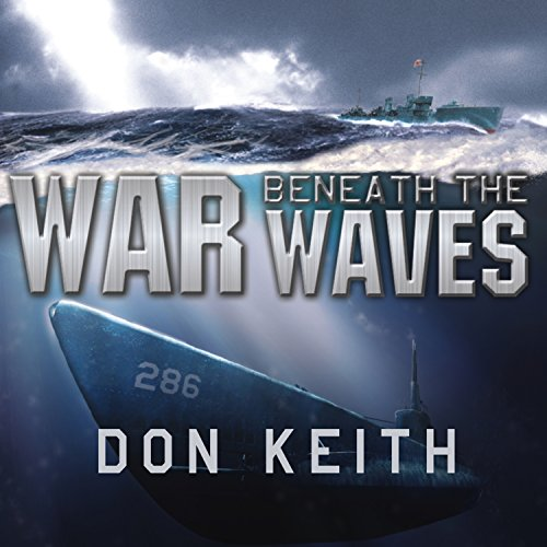 War Beneath the Waves audiobook cover art