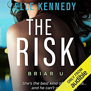 The Risk                   Written by:                                                                                                                                 Elle Kennedy                               Narrated by:                                                                                                                                 Teddy Hamilton,                                                                                        Virginia Rose                      Length: 11 hrs and 38 mins     5 ratings     Overall 5.0