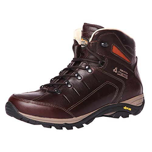 Meindl Schuhe Bergamo Identity Men - dunkelbraun, Gr. 9.5 UK