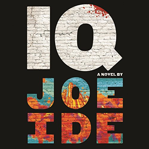 IQ Audiobook By Joe Ide cover art