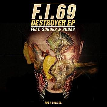 Destroyer EP