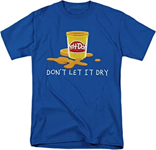 Play Doh Dry Out Unisex Adult T Shirt for Men and Women