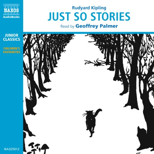 Page de couverture de Just So Stories