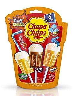 Chupa Chups 3D Fizzy Drinks Lollipops, 6 Lollipops, 90 g (B085NXQR6H)   Amazon price tracker / tracking, Amazon price history charts, Amazon price watches, Amazon price drop alerts