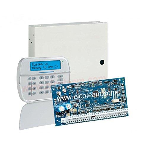 Kit de alarma a 8zonas ampliables a 32con central neo32y teclado neokpd