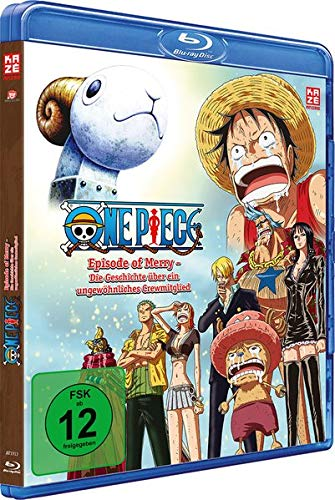 One Piece TV Special 3 - Episode of Merry [Blu-ray] [Alemania]