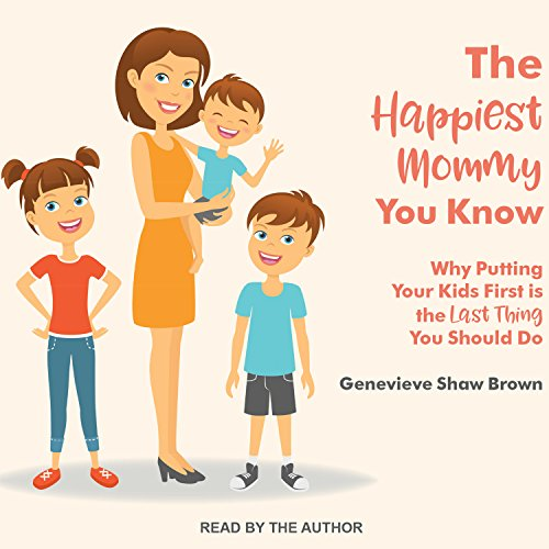 The Happiest Mommy You Know cover art