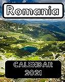 Romania Calendar 2021