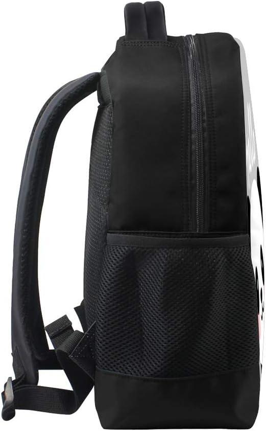 School Backpacks Students BagsHello Cute PandaTravel Laptop