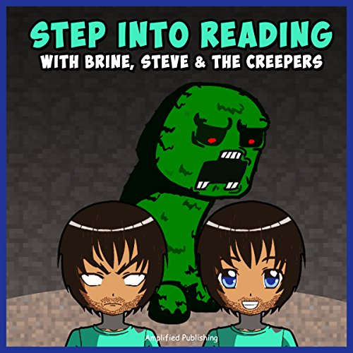 Step into Reading with Brine, Steve & the Creepers audiobook cover art