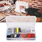 Cikonielf Set de costura accesorios Travel Sewing Kit Handnähnadel y hilos Handnähnadel Tragbares Set agujas accesorios Nähzubehör para el Heimreise Notfall