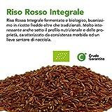 Zoom IMG-1 cibocrudo riso rosso integrale crudo