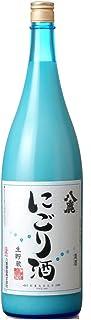 八鹿酒造 八鹿(にごり酒) 15度 [ 日本酒 大分県 1800ml ]