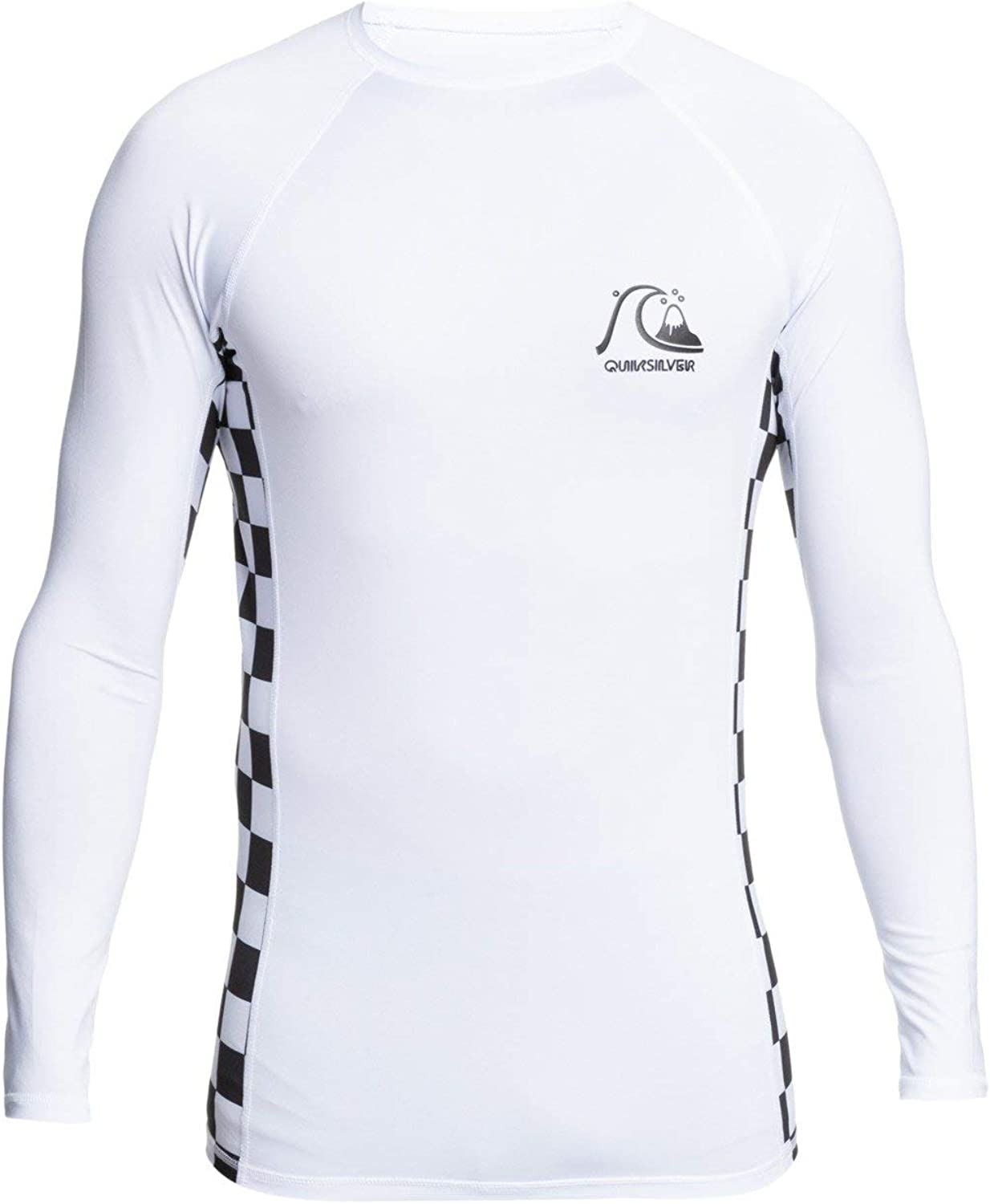 Online limited product Quiksilver 2021 spring and summer new Men's Arch This Long Sleeve Rashguard