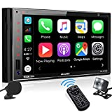 Best Car Stereos - aboutBit Bluetooth Car Stereo Compatible with Apple CarPlay Review