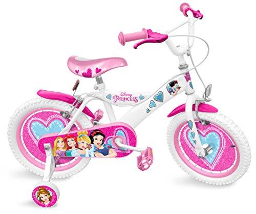Stamp- Princess Bike 16', Color Rosa, 16 Pulgadas (C887027SE)