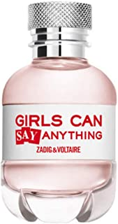 Zadig & Voltaire Girls Can Say Anything Edp Vapo 50 Ml - 50 ml.