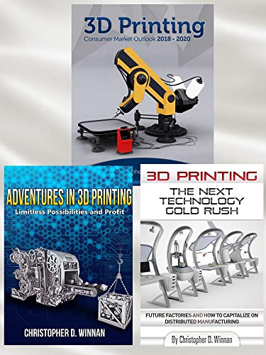 3D Printing for Entrepreneurs Bundle (English Edition)
