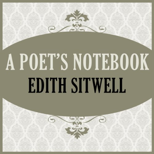 A Poet's Notebook audiobook cover art