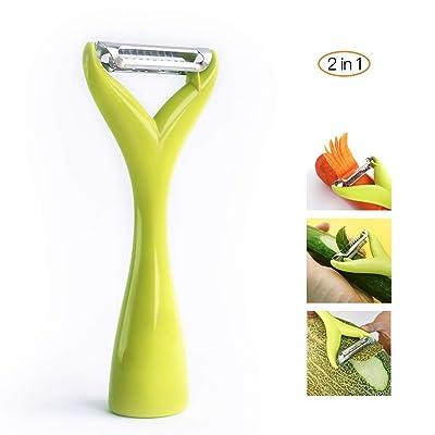 Vegetable Potato Peeler Apple Slicer-Magic Vege...