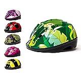 3StyleScooters® SafetyMAX® Casco para Niños - 6 Diseños Increíbles Bicicleta y Patinete - Cinta Ajus...