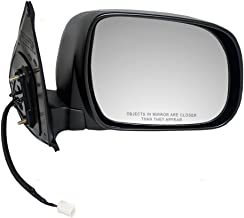 Passengers Power Side View Mirror Textured Replacement for Toyota Pickup Truck 87910-04170 AutoAndArt