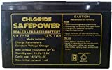 Exide 12V 7 Ah Powersafe Battery(Sealed),Original Replacement To Ups Battery
