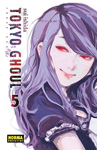 TOKYO GHOUL 05 (Shonen - Tokyo Ghoul)