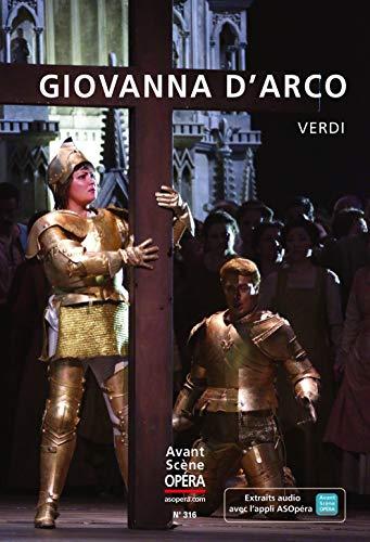 Aso N.316 - Giovanna d'Arco, Verdi (AVANT SCENE OPERA)