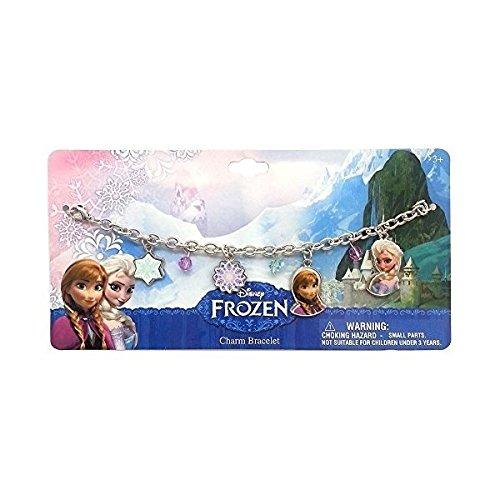 Bracelet avec breloques Reine des Neiges Frozen