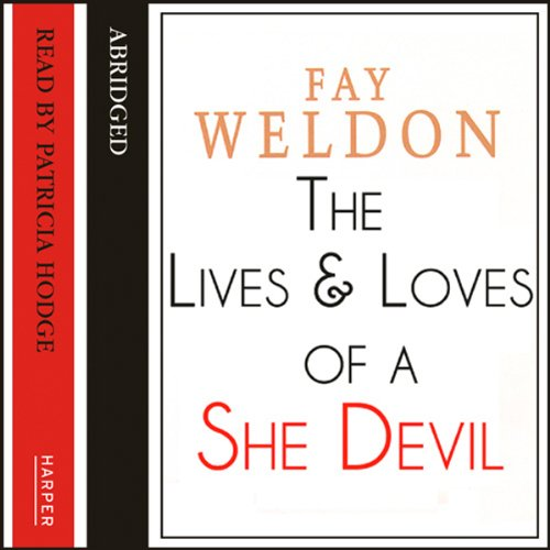The Life and Loves of a She-Devil cover art