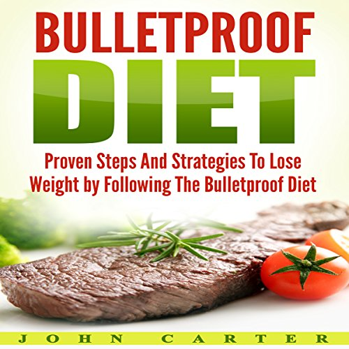 Bulletproof Diet audiobook cover art