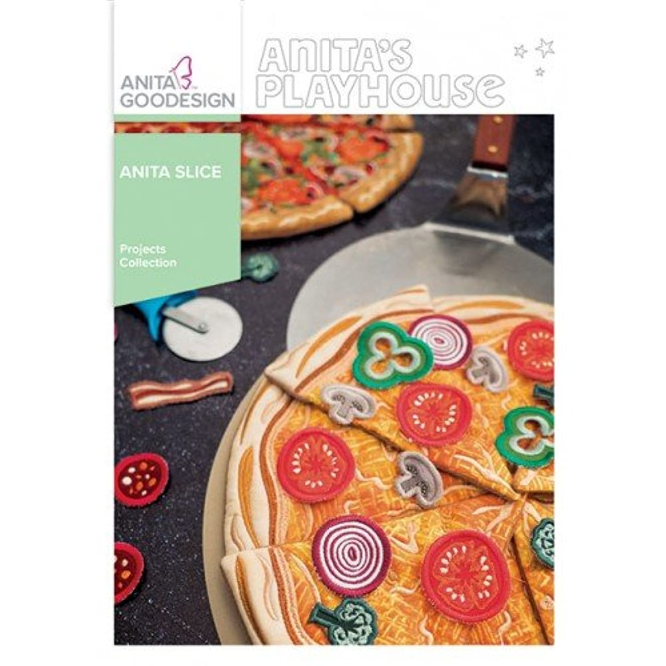 Anita Goodesign Embroidery Machine Designs CD Anita Slice