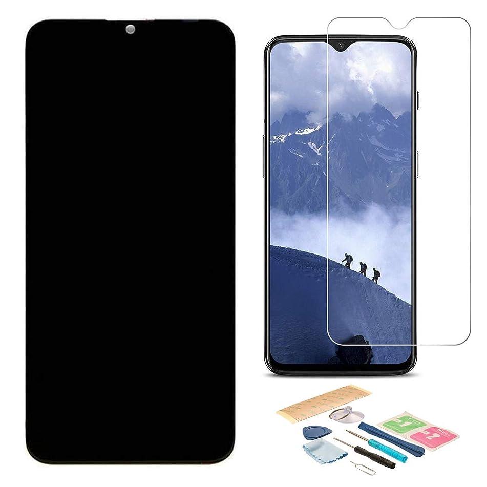 仮称不忠アトミックこれは 適合 Huawei Nova Lite 3 修理交換用 フロントパネル、タッチパネル LCD液晶 画面 ディスプレイ デジタイザ アセンブリフロント、修理工具セット+ 液晶保護フィルム 付属 黒