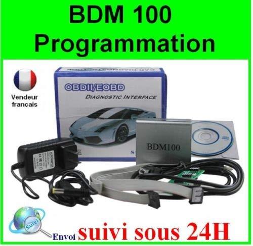 MISTER DIAGNOSTIC BDM 100 - Interface de Programmation pour véhicules Automobiles