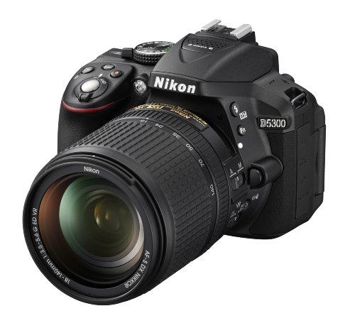 Nikon D5300 18-140/3.5-5.6 AF-S G DX ED VR
