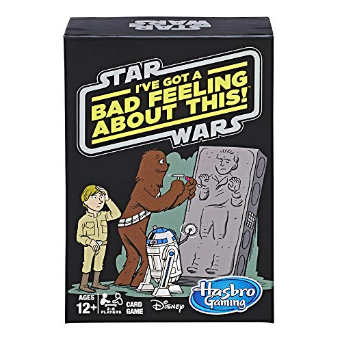 Hasbro Gaming Star Wars: I've Got a Bad Feeling About This! (Spielzeug)