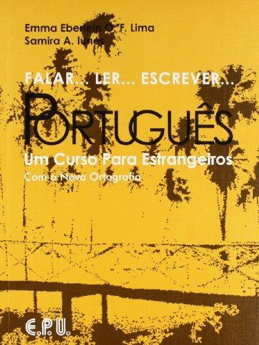 Falar Ler Escrever Portugues Text (Portuguese Edition)
