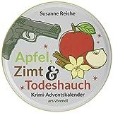Apfel, Zimt & Todeshauch 2019: Krimi-Adventskalender in Blechdose mit 24 Karten zum Aufhängen - Susanne Reiche