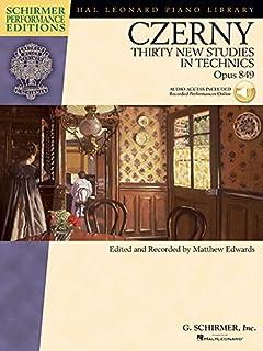 Thirty New Studies in Technics Op.849