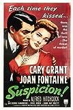 Suspicion Poster Movie D 11x17 Cary Grant Joan...