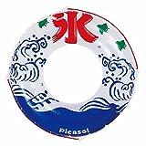 ドウシシャ 浮き輪 かき氷 110cm