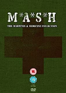 M*A*S*H - The Martinis & Medicine Collection [DVD] [2008] by Alan Alda (B000X41CE6) | Amazon price tracker / tracking, Amazon price history charts, Amazon price watches, Amazon price drop alerts