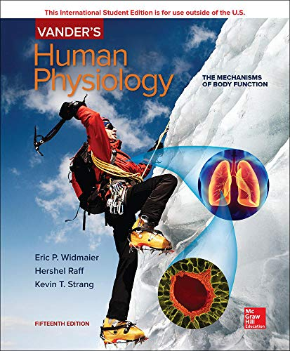 Vander's Human Physiology [Lingua inglese]: The Mechanisms of Body Function