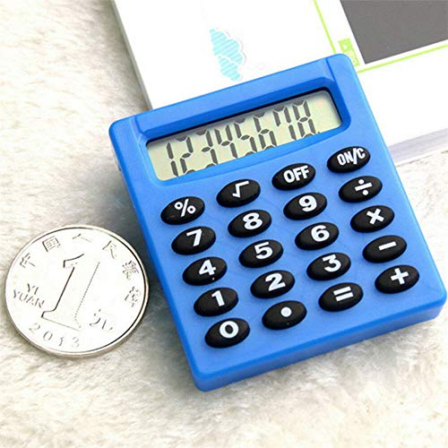 SENRISE Calculator Pocket Mini S...