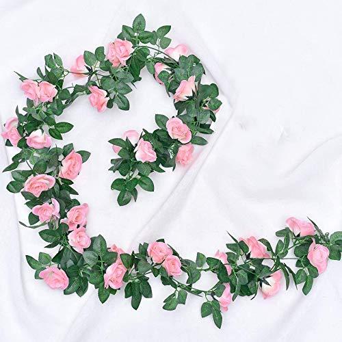 Flores Artificiales Decoracion Casa flores artificiales  Marca JOLIGAEA