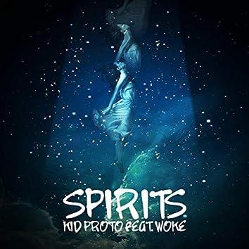 Spirits (feat. Woke)